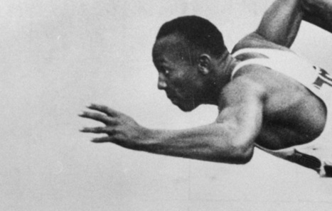 Jesse Owens | Community Village Daily | Scoop.it