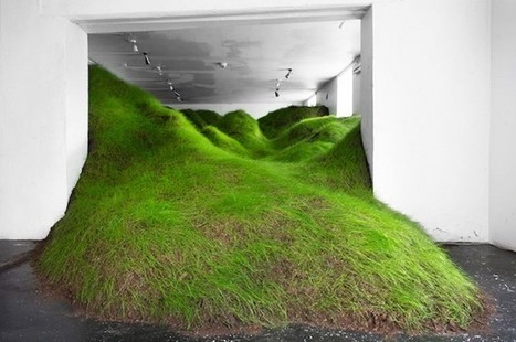 Not Red But Green par Per Kristian Nygård - Journal du Design   Design, green design, art brut, architecture bois...   Scoop.it