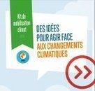 « Des idées pour agir » : un kit de mobilisation climat [Lycée] | Education-andrah | Scoop.it