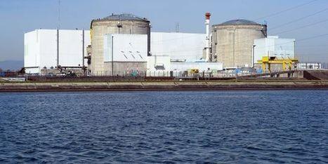 Le réacteur numéro2 de Fessenheim maintenu à l'arrêt à cause d'une anomalie - le Monde | Actualités écologie | Scoop.it