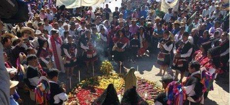En Chiapas, indígenas se organizan para rechazar proyectos extractivos   Asesoria en los centros educativos   Scoop.it