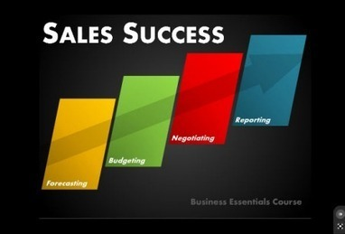 Sales Success Course Example | Education & Gaming & Technology News | Scoop.it