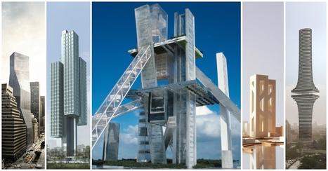 Los 15 rascacielos (no construidos) más controvertidos de OMA | retail and design | Scoop.it