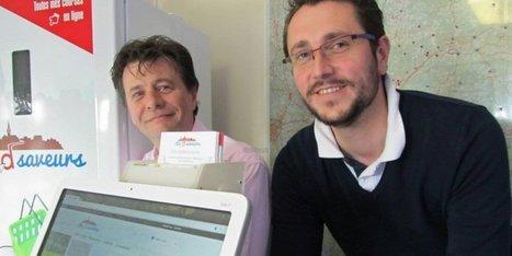 Périgueux : une borne interactive pour manger local | Agriculture en Dordogne | Scoop.it