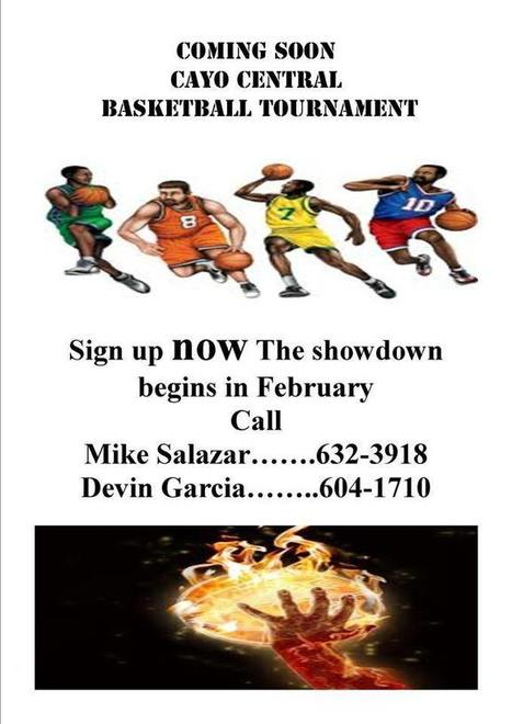 Cayo Central Basketball Tournament | basketball | Scoop.it