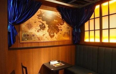Eorzea, le café qui vous plonge dans l'univers de Final Fantasy   Dracarys and co   Scoop.it