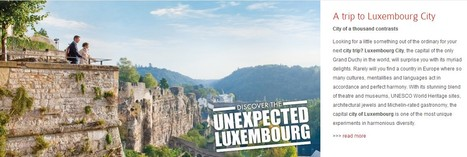 City Trip to Luxembourg - An Unexpected Journey - Visit Luxembourg | Luxembourg (Europe) | Scoop.it