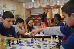 Tweet from @chessinschools | Social Cognition | Scoop.it