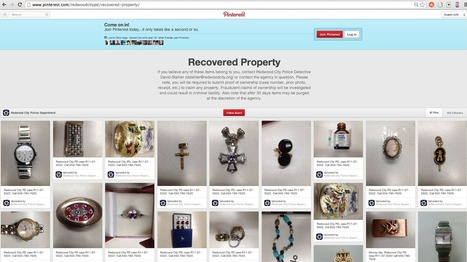 You Love Pinterest. Find Out Why The Police Do, Too | Association of Corporate Executive Coaches | Scoop.it