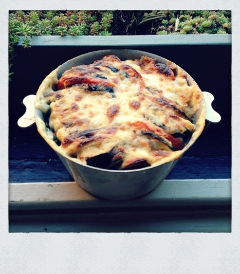 Dish of the Day: The Reluctant Vegetarian's Super Simple Five Veg Bake - The Independent (blog) | @FoodMeditations Time | Scoop.it