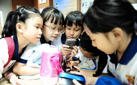 Low Income Students' Test Scores Leap 30% With Smartphone Use | Progressive, Innovative Approaches to Education | Scoop.it