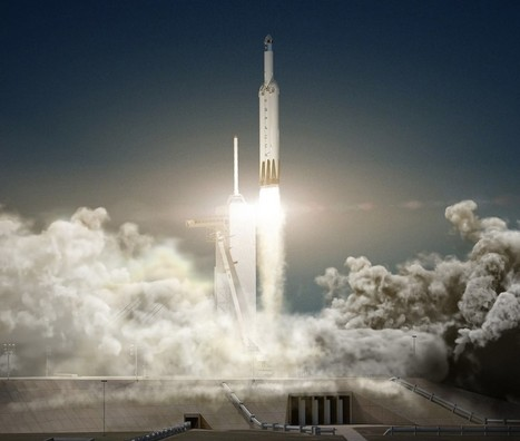 Carbon fiber report whips up interest in SpaceX's plans for a colony on Mars | The NewSpace Daily | Scoop.it