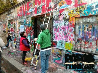 Considérations sur les arts urbains (French and englishversion)   Interviews graffiti et Hip-Hop   Scoop.it