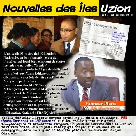 Madagascar, le Délire continue: aprés l'election de BANDIT, embauche de 10.000 mal formés comme enseignants | Madagascar Forces et Faiblesses | Scoop.it
