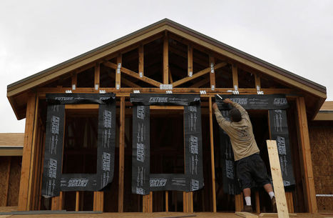 Sales of New U.S. Homes Rise to a Five-Year High | Jennian Homes | Scoop.it