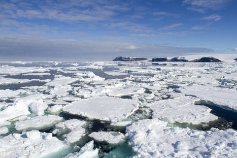 Geophysicist questions stability of Antarctic ice sheet | All about water, the oceans, environmental issues | Scoop.it