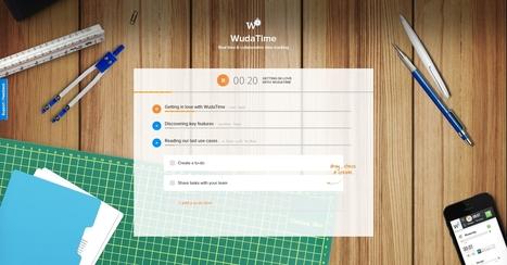 WudaTime : un outil gratuit pour mesurer le temps passé sur des tâches et des projets - Blog du Modérateur | Boite à outils E-marketing | Scoop.it