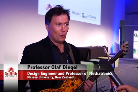 Queensland College of Art brings 3D Printing and Additive Manufacturing to students | Additive Manufacturing News | Scoop.it