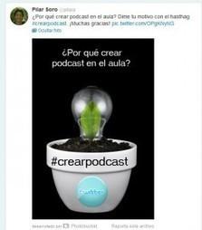 ¿Más de 60 motivos para crear un podcast en el aula? » Radio Aula | Sinapsisele 3.0 | Scoop.it