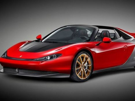 Ferrari delivers its most 'radical' supercar yet - USA TODAY | Kenyon Clarke 's Luxury Likes | Scoop.it