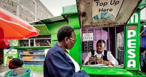 Africa's M-Pesa shows mobile finance's future | epayments | Scoop.it