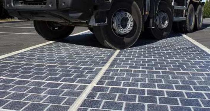 La route solaire, une innovation française   ISR, RSE & Développement Durable   Scoop.it