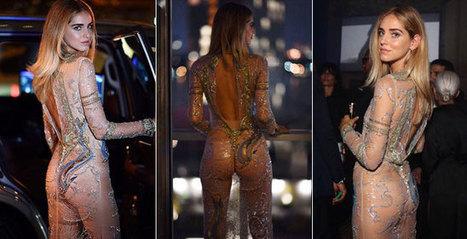 Chiara Ferragni nuda alla meta… e alla Fashion Week di New York | culi femminili | Scoop.it