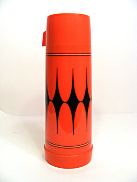 Retro Thermos by Aladdin | Vintage living | Scoop.it