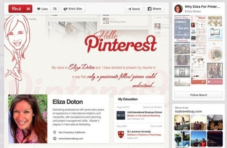 Off the Beaten Path: 6 Unusual Ways to Use Pinterest | Business in a Social Media World | Scoop.it
