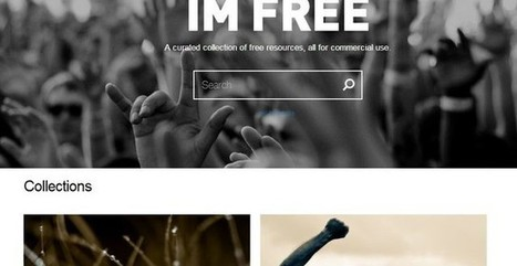 Im Free, banco de imágenes libres para uso personal y comercial | Recursos educativos Creative Commons | Scoop.it