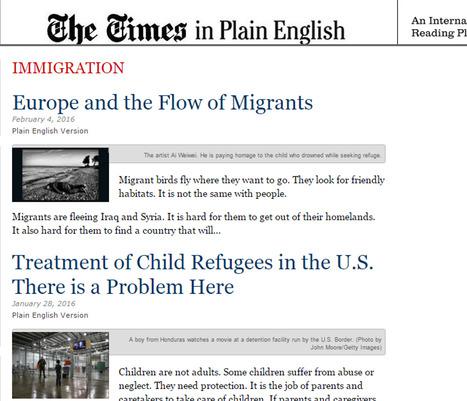 La prensa digital ante la integración de los inmigrantes. Los casos del Zeit Online y The Times Online / Vicente Llorent-Bedmar, Verónica Cobano-Delgado Palma | Comunicación en la era digital | Scoop.it