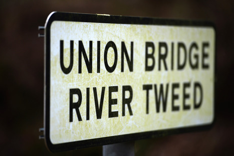 Two nations, two cultures? Britain is divided by the Trent, not the Tweed | Referendum 2014 | Scoop.it