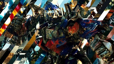 Transformers - Just the transformations!   my selection of news   Scoop.it