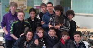 Espalion. Collège Denayrouze : les handballeurs ont la forme   Quoi de neuf dans les collèges du Nord Aveyron ?   Scoop.it