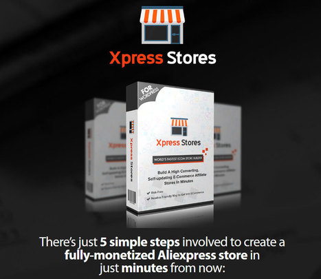 [GET] Xpress Stores Review - Download | hurried reviews | Scoop.it