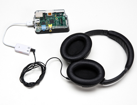 Instructions | USB Audio Cards with a Raspberry Pi | Raspberry Pi | Scoop.it