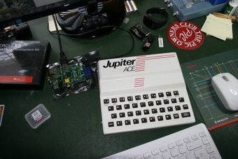 Raspberry Pi with an ancient ancestor…. | Raspberry Pi | Scoop.it