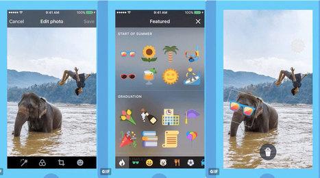 Avec #Stickers, Twitter lance une nouvelle façon d'apporter de la créativité à vos photos   Freewares   Scoop.it