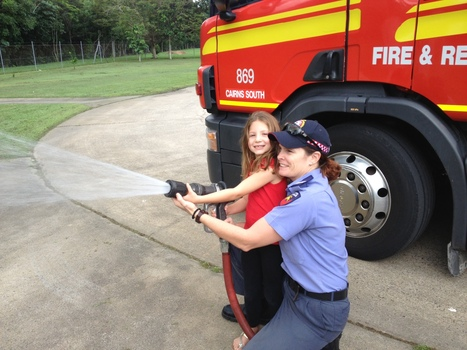 Fire Fighters | Quest 2 - The things we do! Quest 3 | Scoop.it