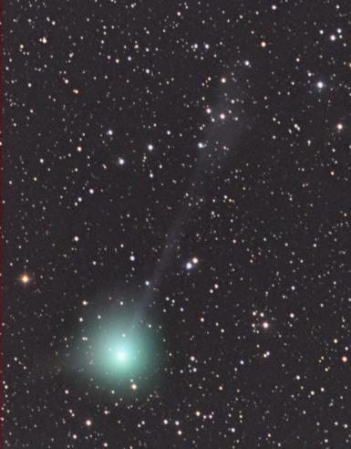 Head Held High, Comet Lovejoy Does the Polar Plunge | Space In Cyberspace | Scoop.it