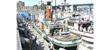 Vancouver Wooden Boat Festival | Granville Island | Craft Boats - Handcrafted wooden boats | Scoop.it