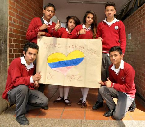 Con 700 estudiantes inicia clausura Somos Generación de Paz | Educación latinoamerica | Scoop.it