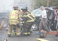 Woman, 48, flown to Harborview after crashing into semi, garage on Mount ... - Bellingham Herald | Automobile | Scoop.it
