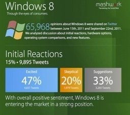 Top 10 Best Windows 8 Data Visualization Infographics | Tech Web Stuff | All Infographics | Scoop.it