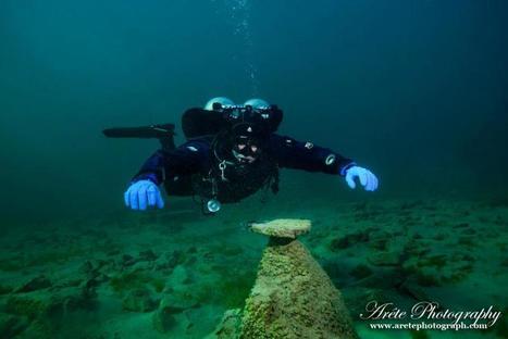 Scuba Diving France Park Quarry | ScubaObsessed | Scoop.it