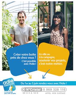 Du 1er au 5 juin, créez votre boîte près de chez vous ! | Centre des Jeunes Dirigeants Belgique | Scoop.it