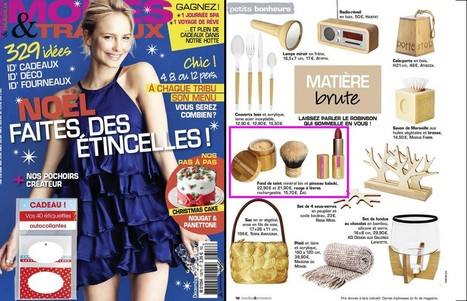 Mode & Travaux | Beauty Push, bureau de presse | Scoop.it