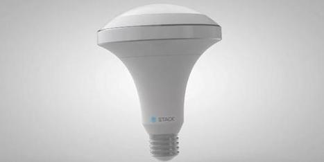 L'ampoule qui pense avant d'éclairer   Ressources pour la Technologie au College   Scoop.it