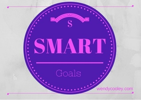 Using SMART goals to reach goals faster # 1 - Wendy Cooley, LMSW   Market and self improvement   Scoop.it