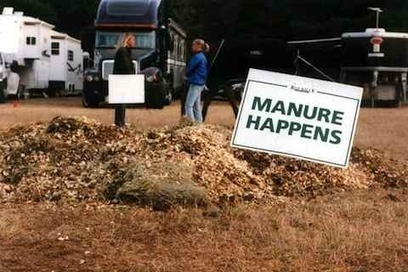 Manure and you! | Organic Farming | Scoop.it